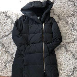 Cole Haan Long Puffer Coat